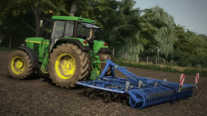 John Deere 6010 Series v2.0.0.0 category: Tractors