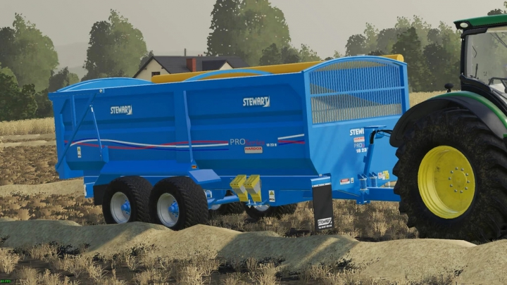 Stewart PS18-23H v1.0.0.0 category: Trailers