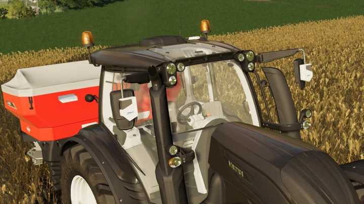 ISARIA PRO Compact (Prefab) v1.0.0.0 category: Tractors