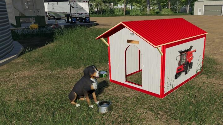 Brand Dog Houses v1.0.0.0 category: Objects