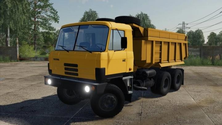 TATRA 815 S1 v1.1.0.0 category: Trucks
