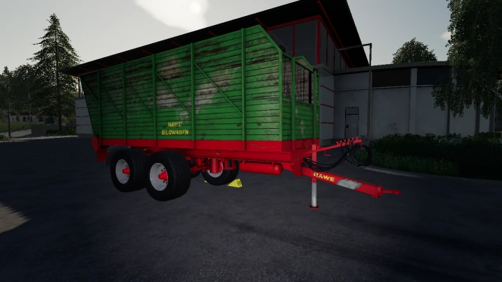Best mods from the day: Hawe SLW 20 Tandem v0.88.