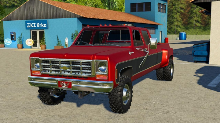 Trending mods today: '79 Chevy 2500/3500 12V Swapped