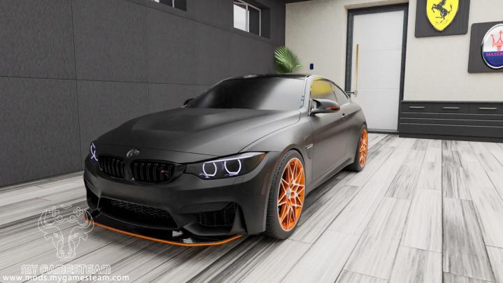 Trending mods today: BMW M4 GTS 2016