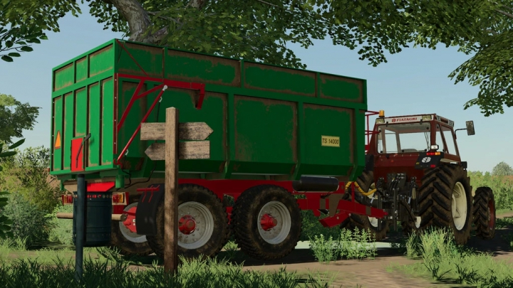 Metaltech TS14 / 14000 v1.0.0.0 category: Trailers