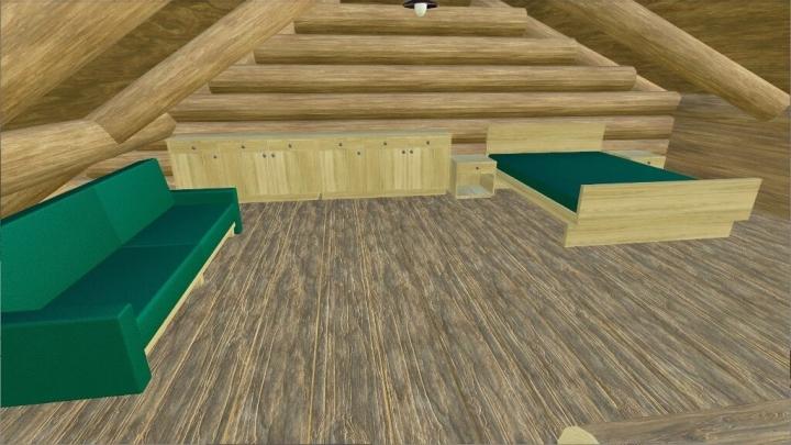 Trending mods today: Log Cabin Farmers House v1.0.0.0