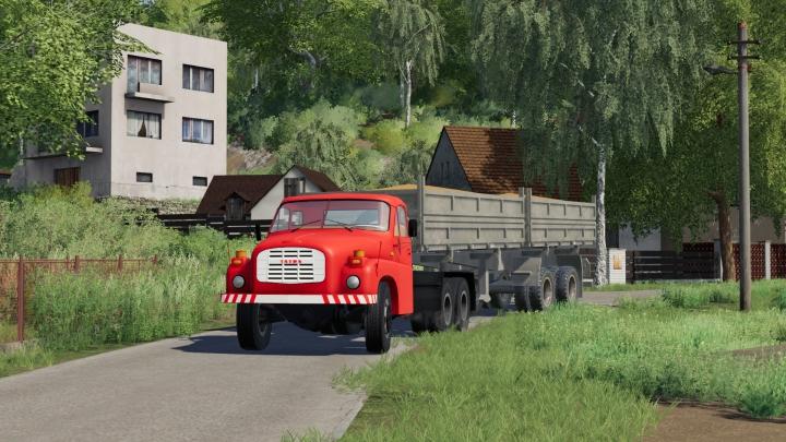 Trending mods today: Tatra 148 NT v1.0.0.0