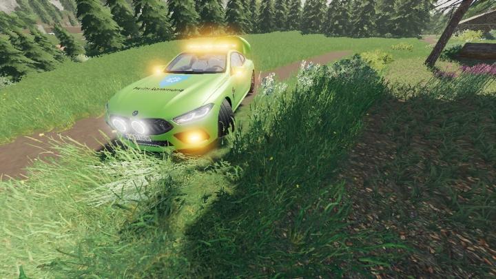 Trending mods today: BMW work car v1.0.0.0