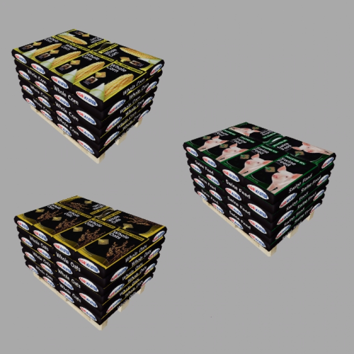 Trending mods today: Pallets
