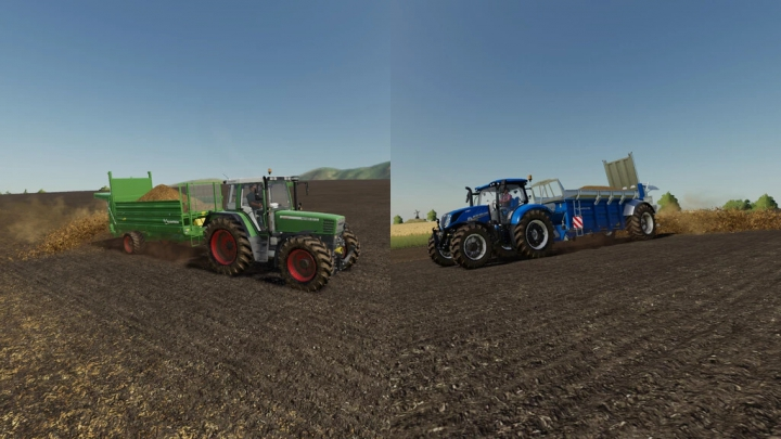 Trending mods today: Interactive Manure Spreaders v1.0.0.0
