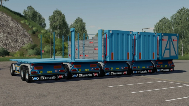 Adurante Pack v1.5.0.0 category: Trailers