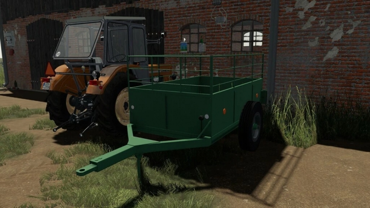 Old Lizard Car Trailer Pack v1.4.0.0 category: Trailers