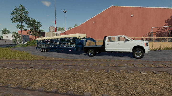 Trending mods today: Ford pack 1