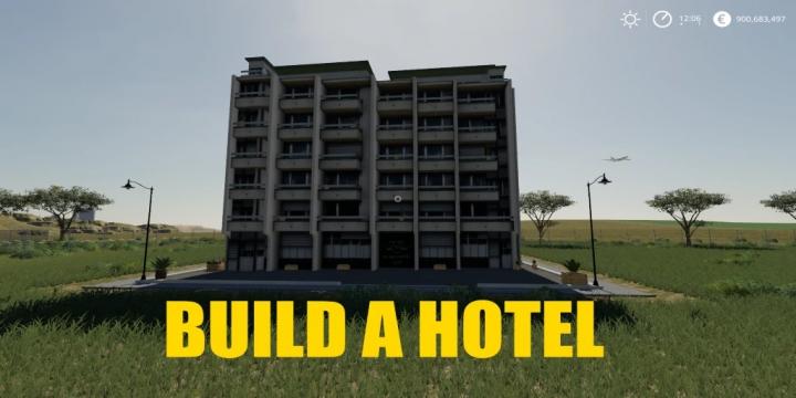 Trending mods today: BUILD A HOTEL v1.0.0.0