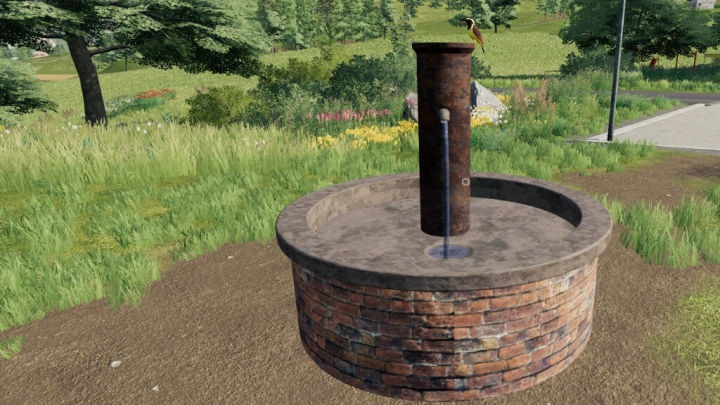 Trending mods today: Village Fountain v1.0.0.0