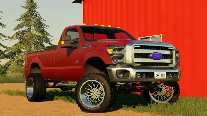 Trending mods today: 2011 Ford F-350 Work Truck Custom