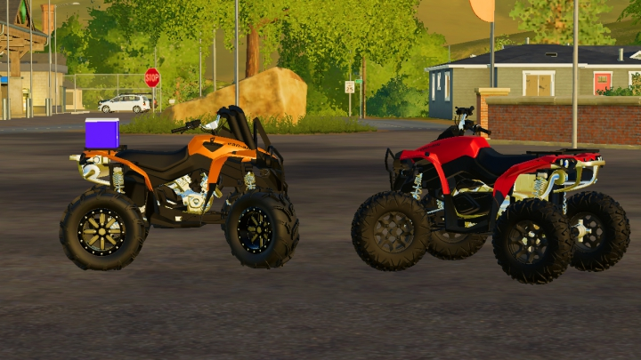 Trending mods today: 2014 Can-Am Renegade