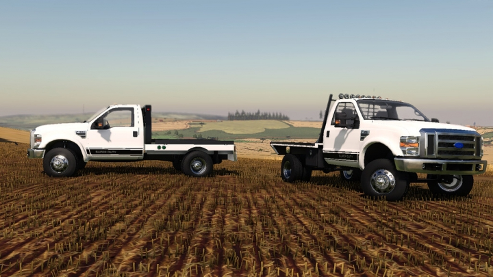 Trending mods today: Ford F-350 super duty