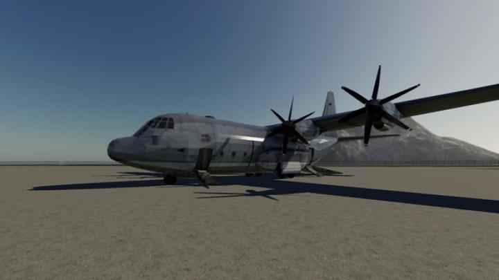 Trending mods today: C130 plane