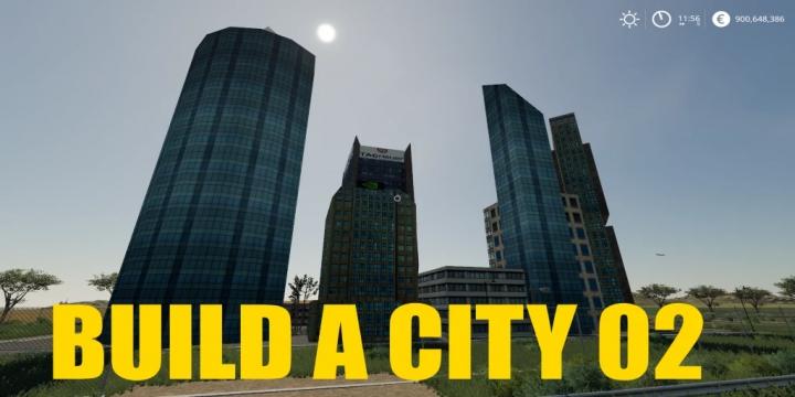 Trending mods today: BUILD A CITY 02 v1.0.0.0