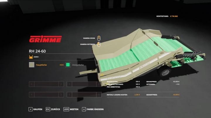 Other Grimme conveyor belt technology v1.0.0.0