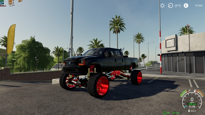 Trending mods today: lifted ford f250 7.3