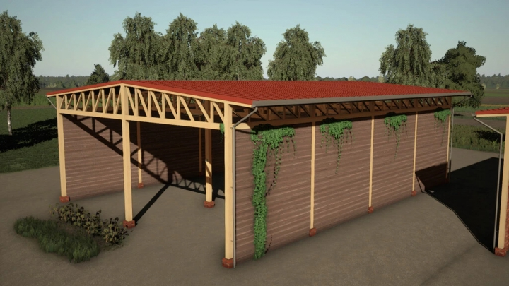 Trending mods today: Wooden And Brick Shed Pack v1.0.0.1