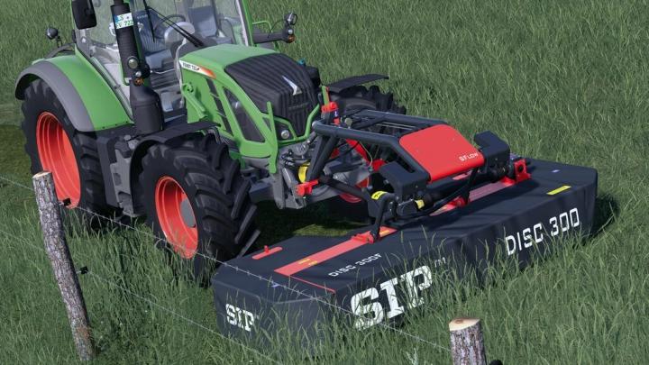 Tools SIP SILVERCUT DISC 300 F S-FLOW v1.0.0.0