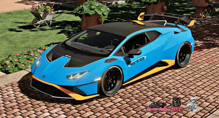 Trending mods today: Lamborghini Huracán STO v1.0.0.0