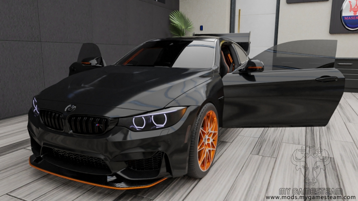 Trending mods today: BMW M4 GTS 2016 V1.1.0.0
