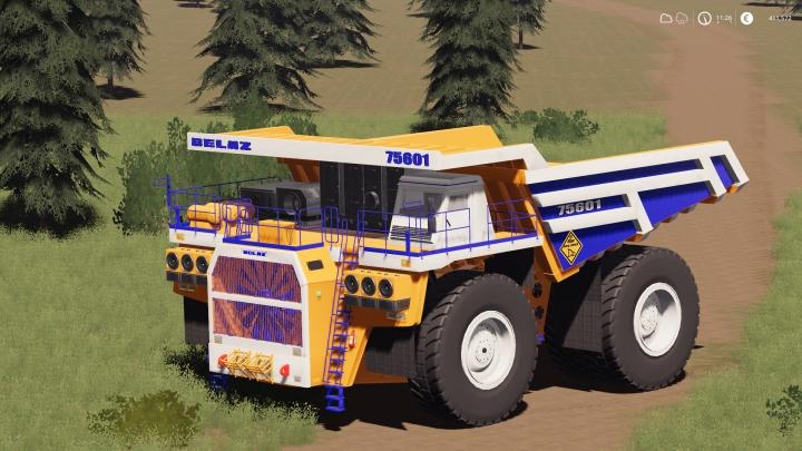 Trending mods today: Belaz 75601 Mining Truck