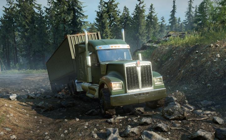 Kenworth W990 category: Trucks