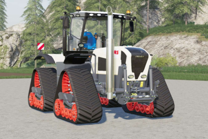 Trending mods today: Claas Xerion 3000 Trac v1.1.0.0