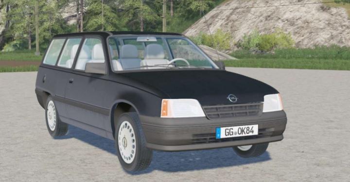 Trending mods today: Opel Kadett Caravan 3-door (E) 1984 v1.0.0.0