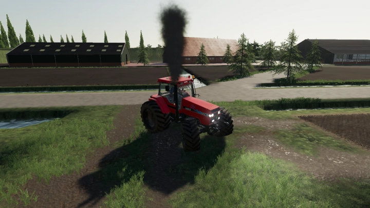 Trending mods today: Case 7250 with smoke v1.0