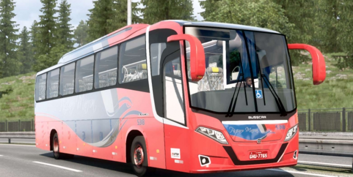 Busscar Vissta Buss 340 category: Others