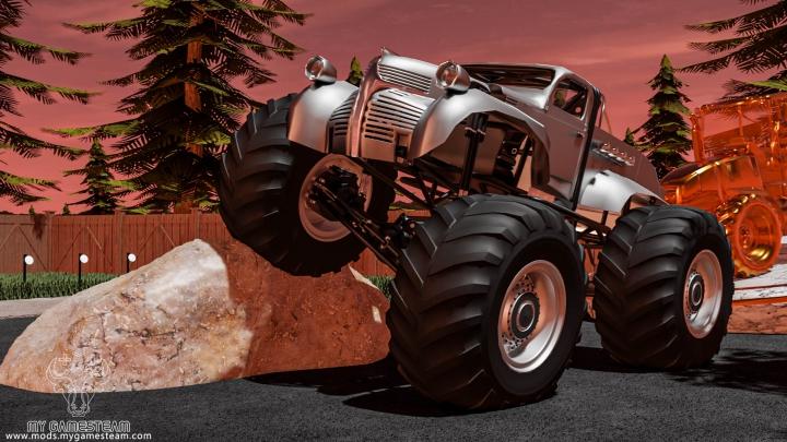 Trending mods today: Big Foot Truck V1.1.0.0