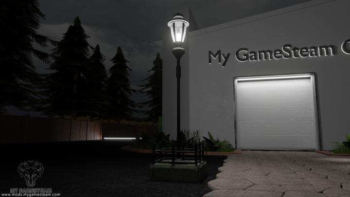 Trending mods today: Decorative Street Lamp