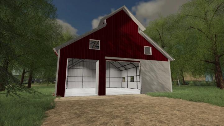 Trending mods today: Modern Red Barn v1.0.0.0