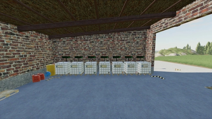 Trending mods today: Large Pallet Warehouse v1.0.0.4