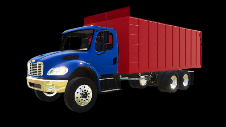 Trending mods today: Freightliner M2 pack with beds