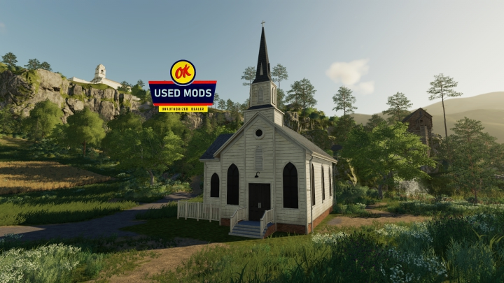 Trending mods today: A-OK Placable Church - By OKUSED MODS