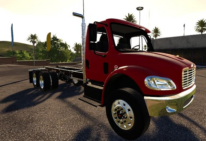 Trending mods today: Freightliner M2 V1.1