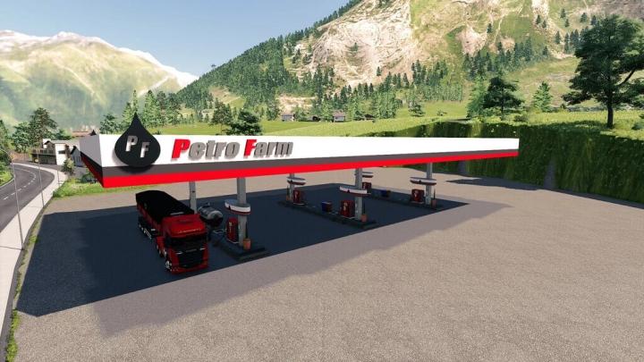 Trending mods today: Petro Farm Gas Station (Prefab) v1.0.0.0