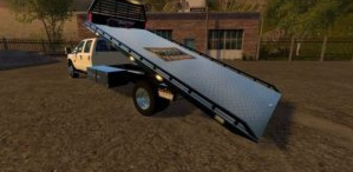 Trending mods today: 2016 Ford F-350 Rollback (Converted from fs17, read desciption)