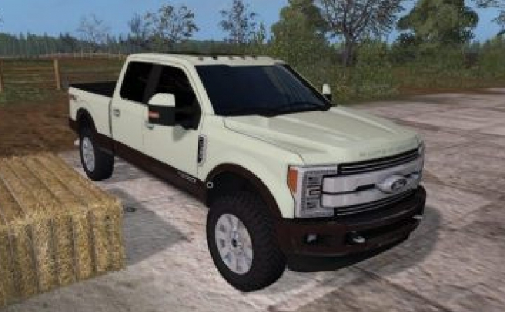 Trending mods today: 2018 Ford F350 SRW