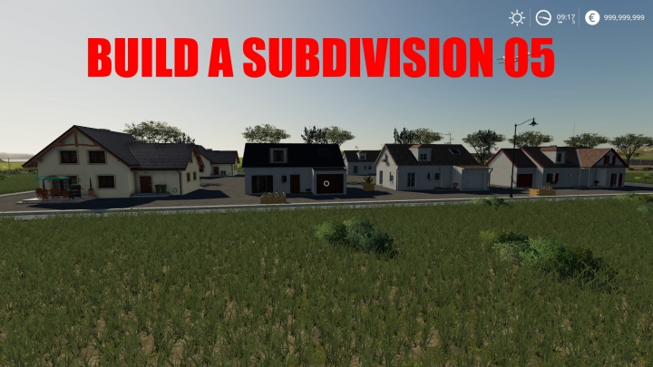 Trending mods today: BUILD A SUBDIVISION 05 v1.0.0.0