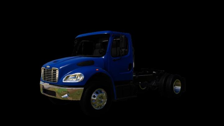 Trending mods today: Freightliner M2 Single Axle Semi