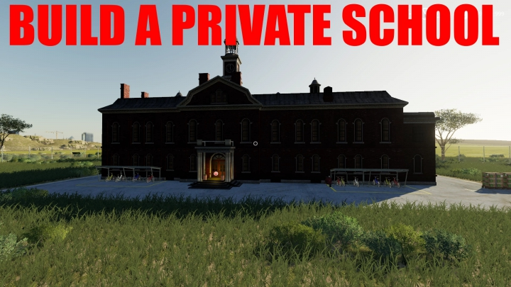Trending mods today: BUILD A PRIVATE SCHOOL v1.0.0.0