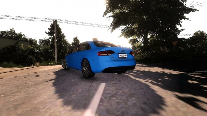 Trending mods today: Audi A4 v1.0.0.0